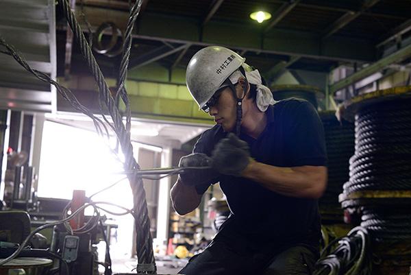 俺たちは日本の産業を縁の下から支えている